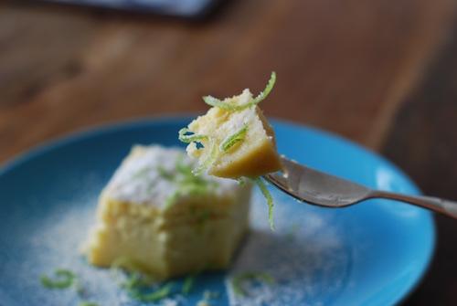 Bolo mágico de limão - Dadivosa